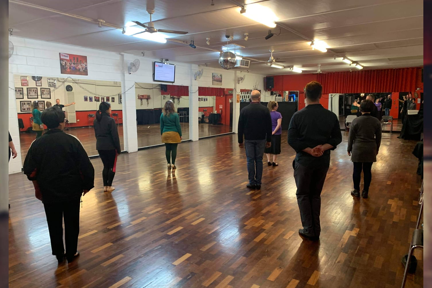 Learn to dance classes at MarShere Heathmont