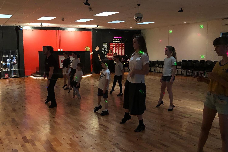Adult social dancing at MarShere Mornington