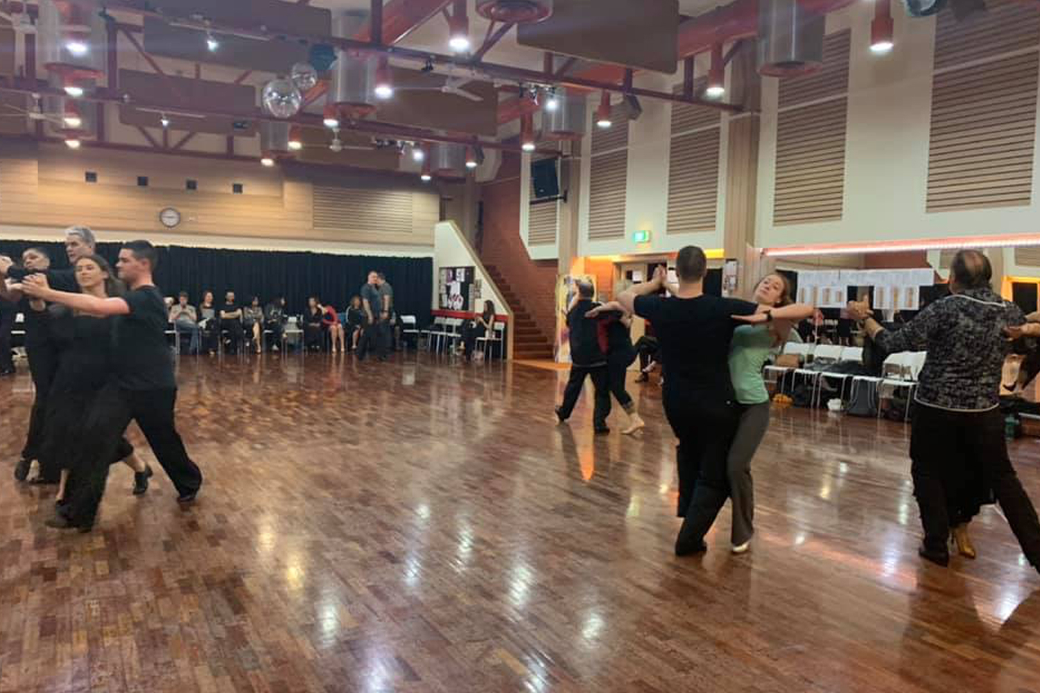 Adults can learn to dance Modern Ballroom, New Vogue, Latin and Street Latin at MarShere Nunawading