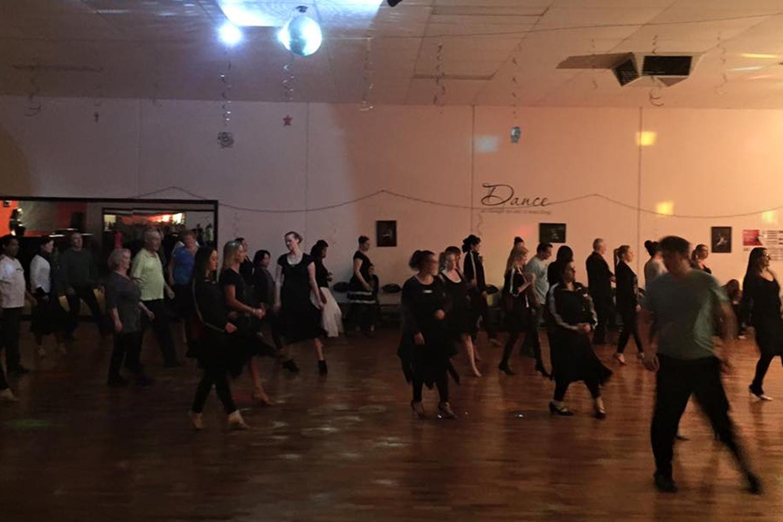 Social Ballroom dance classes at MarShere Pakenham
