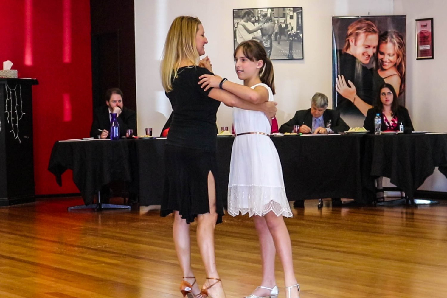 Kids can learn to dance at MarShere Tullamarine