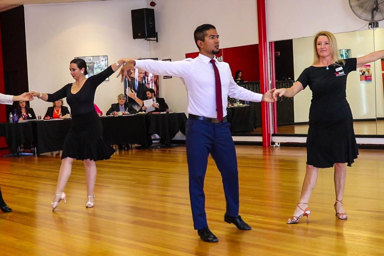 Learn to dance Latin American at MarShere Tullamarine