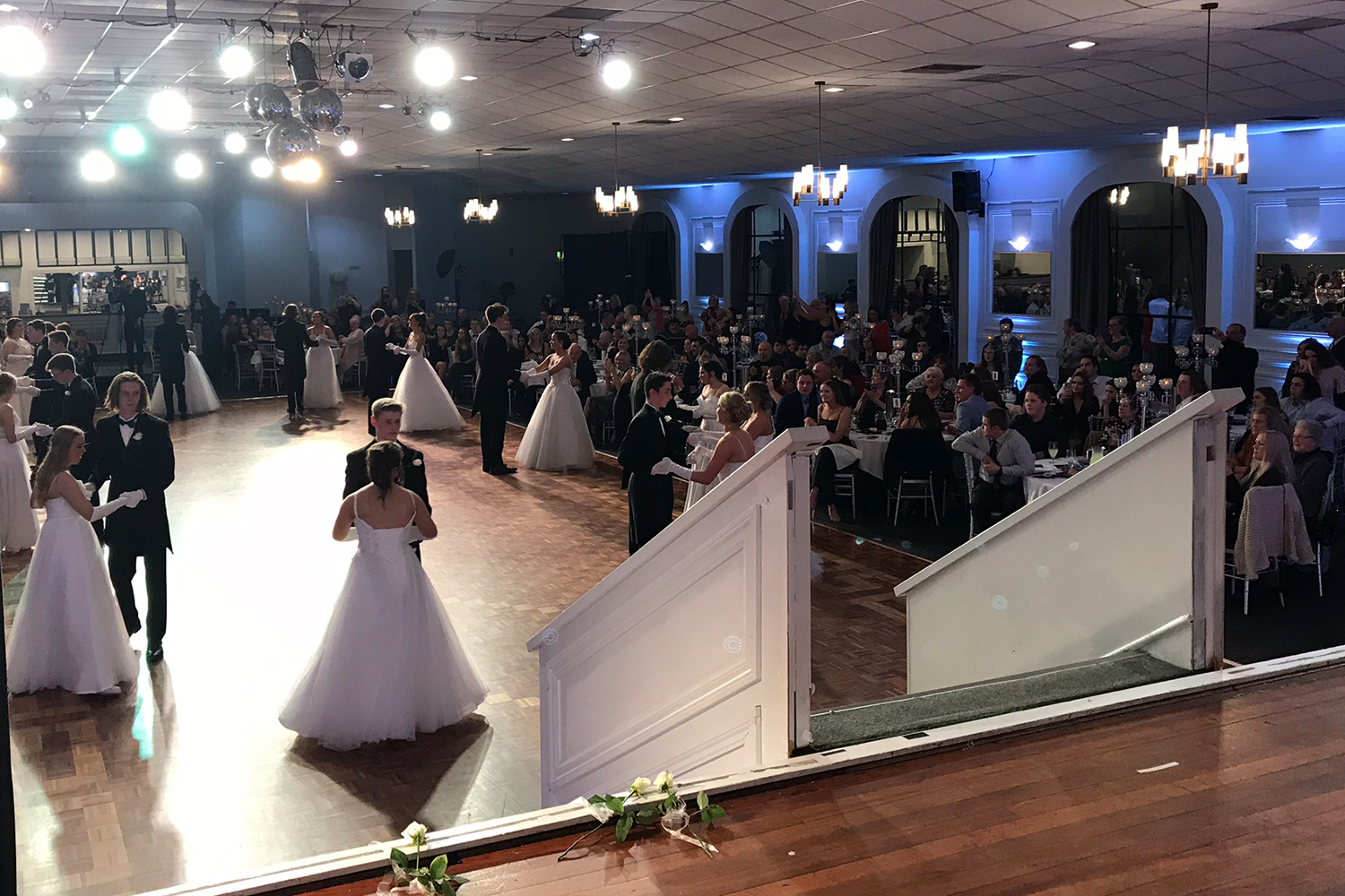 Debutante and presentation ball lessons and choreography available