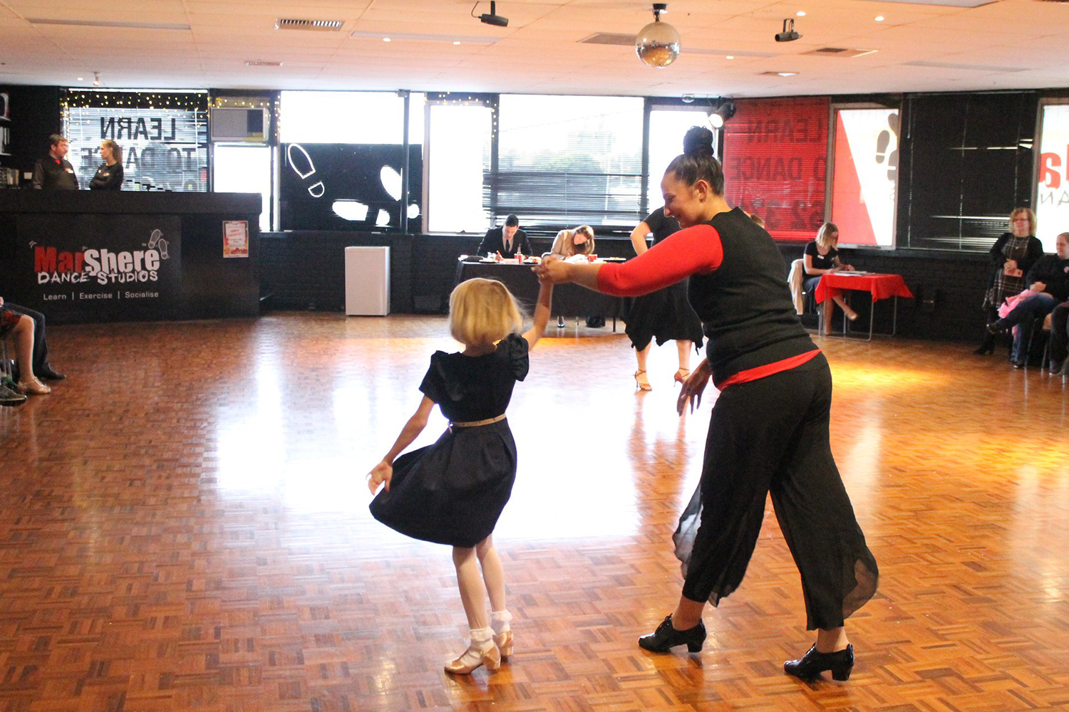 Learn to dance at MarShere Boronia