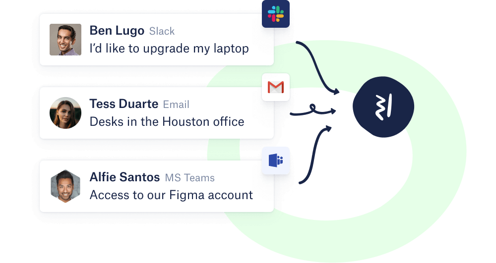 Back unites messages from Slack, Gmail and Microsoft teams on one platform