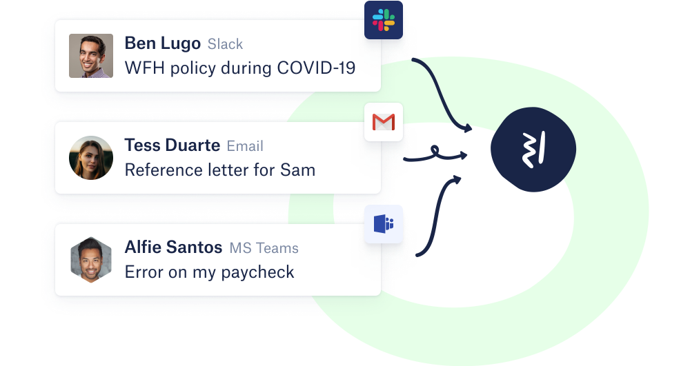 Back unites conversations from Slack, email and Microsoft Teams on one platform