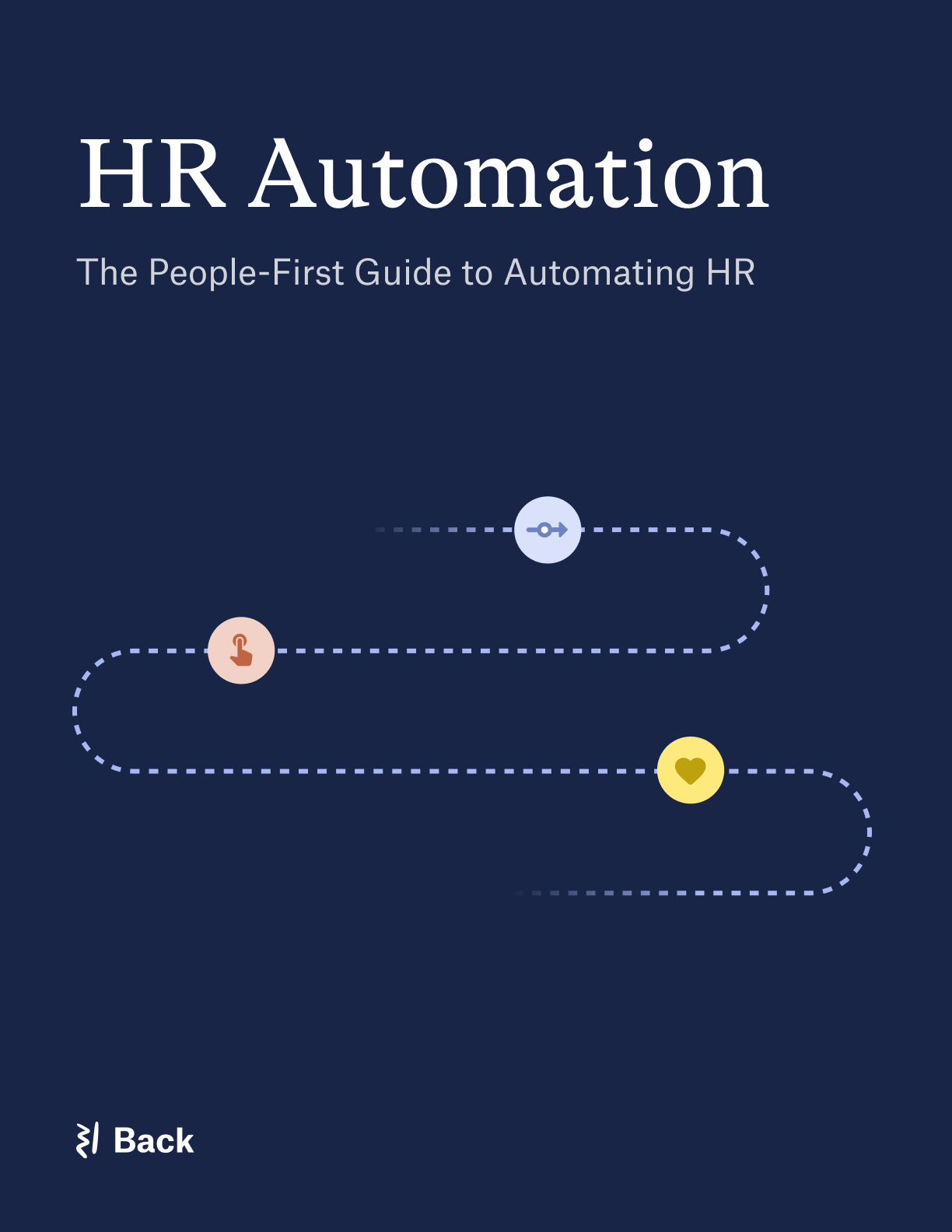 HR automation ebook cover