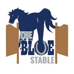 The Blue Stable