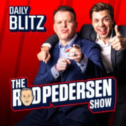 The Rod Pedersen Show Daily Blitz