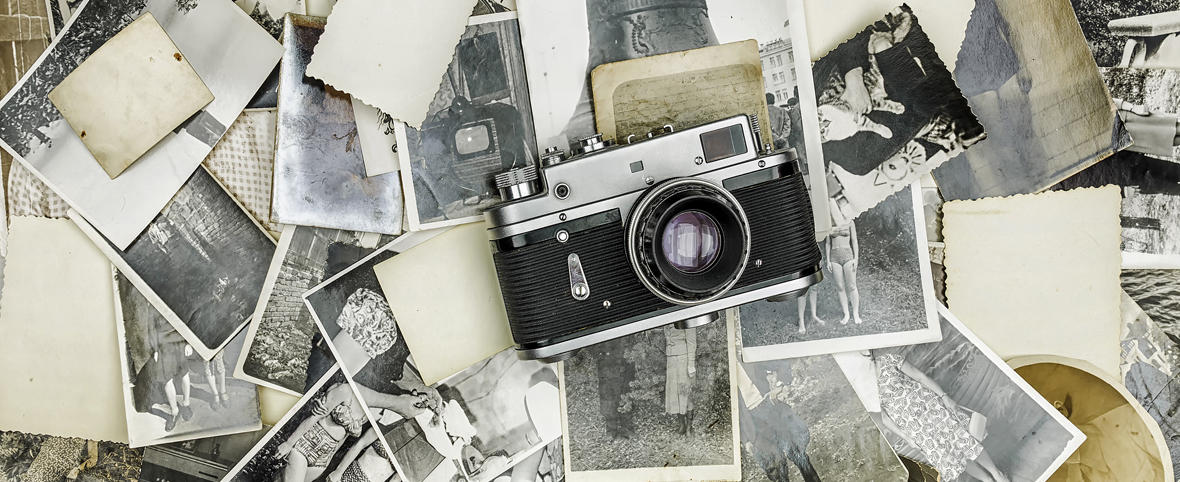 10 Ways to Put Old Photos to Use