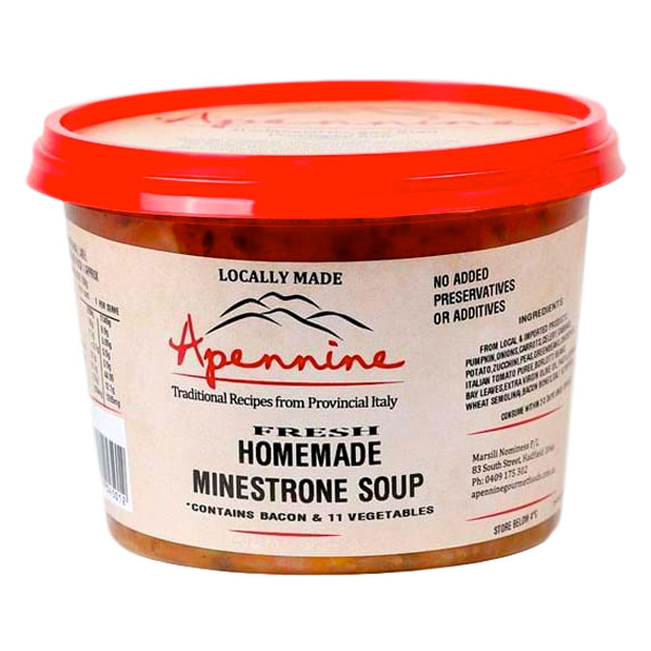 Minestrone Soup 500ml