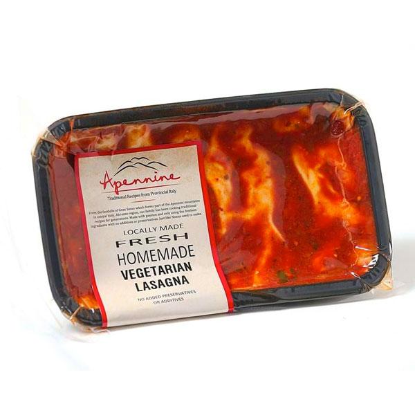 Lasagna Vegetarian 590g
