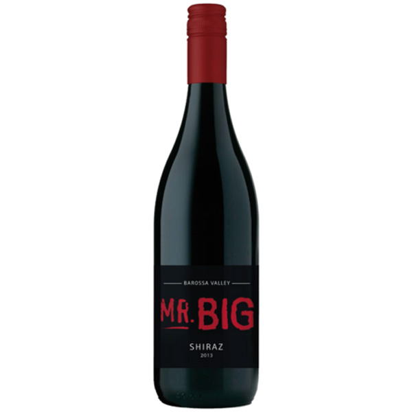 Mr Big Barossa Shiraz 2015 / Barossa SA (12/ctn)