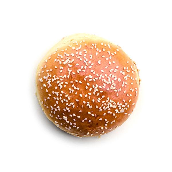 Brioche Burger Bun (110g)