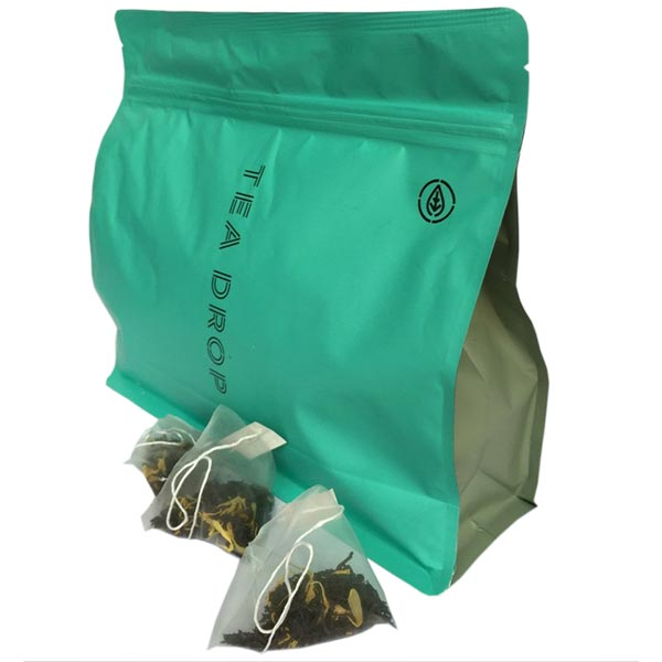 Tea Drop English B/fast 100 pyramid bags