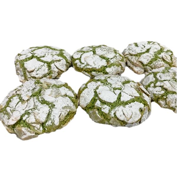 Almond Pistachio (Box X6) Gluten Free Biscuits