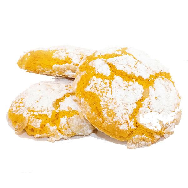Almond Orange (Box X6) Gluten Free Biscuits