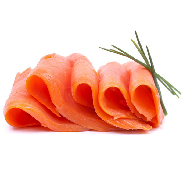 Smoked Salmon - Sliced Superior Norway - 1kg