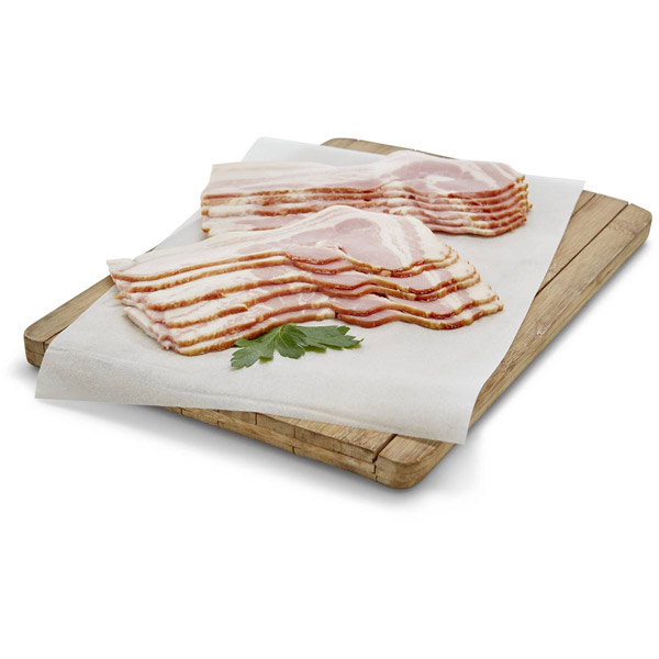 Bacon Rindless / Zammit (2.5kg)