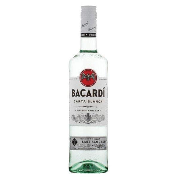 Bacardi Superior Rum  (700ml)