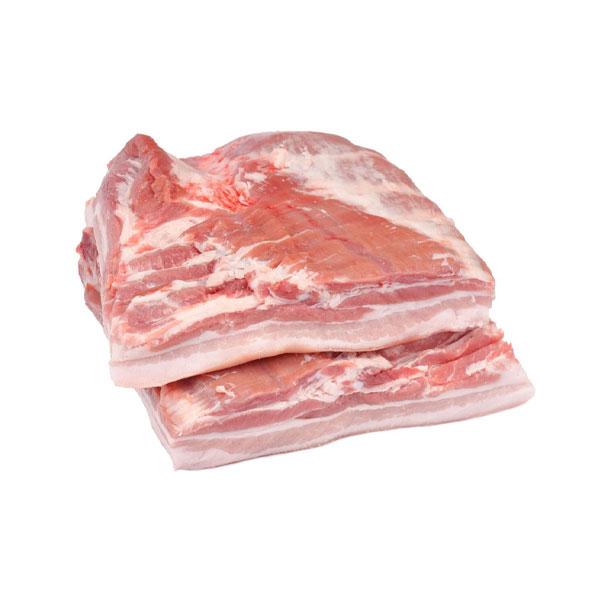 Pork Belly Whole Boneless Skin On