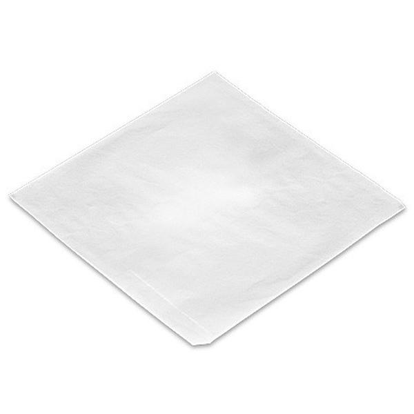 2W - Flat Bag / White  200x200mm  500 Pcs/ctn