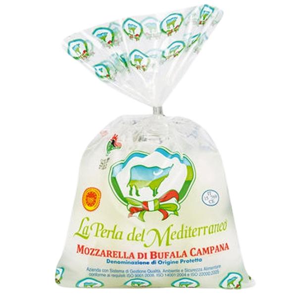 La Perla Buffalo Mozzarella 125Gr (1Kg/Bkt)