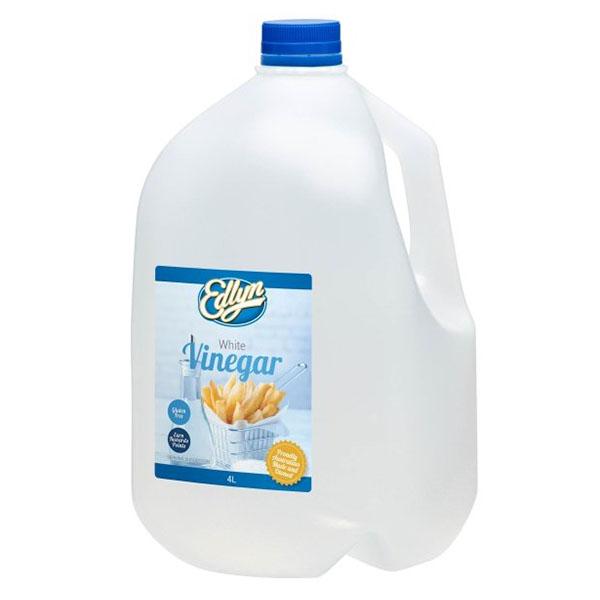 Edlyn Vinegar White 4L