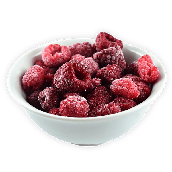 Crown Choice Frozen Raspberries 1K