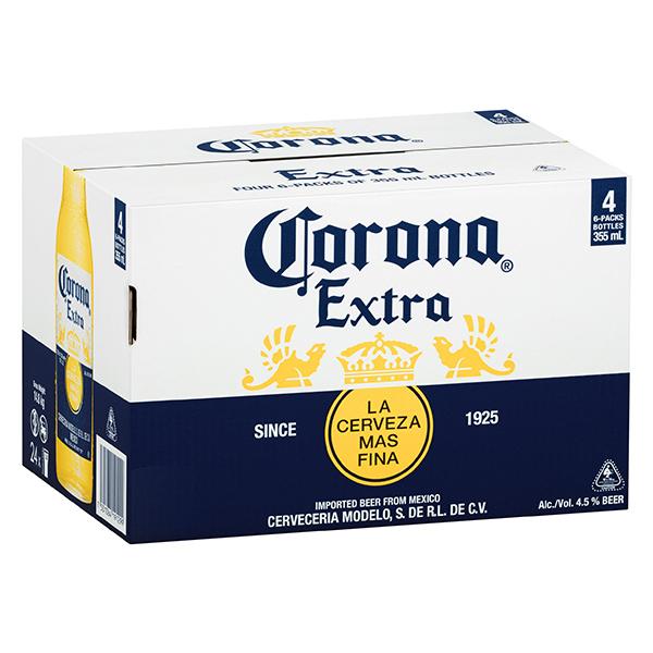 Corona Extra 24 x 355ml