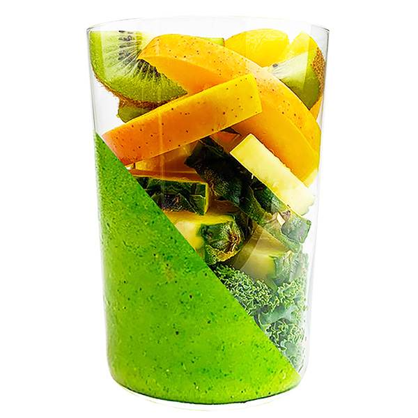 Evergreen 200Gx20 Smoothie Packs - Kiwi, Kale, Mango, Pineapple