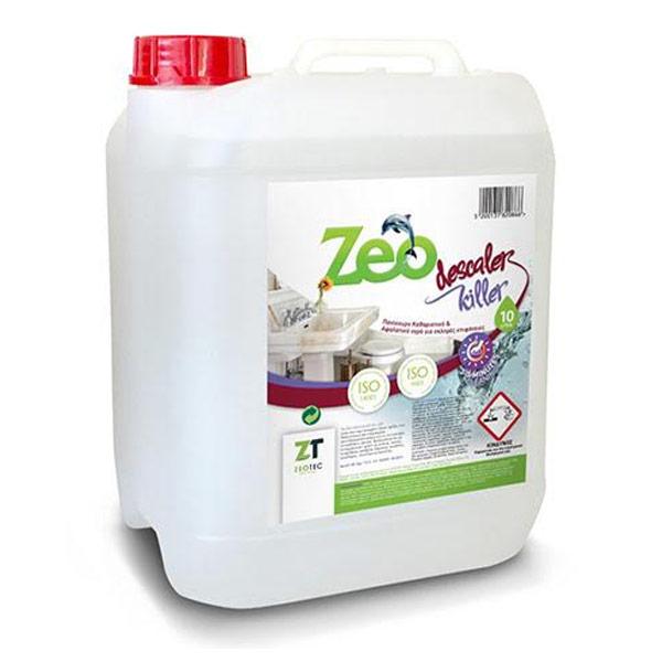 Zeo Enviro Friendly -  Descaler Killer Concentrated Acid Desalination Liquid (10L)