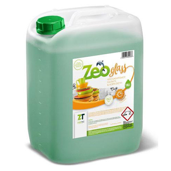 Zeo Enviro Friendly -  Glass Cleaning Fluid (10L)