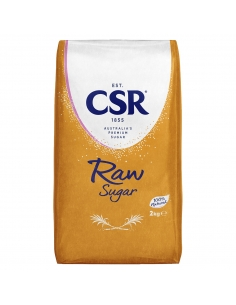 CSR Sugar - Raw 1Kg - [SURA1C]