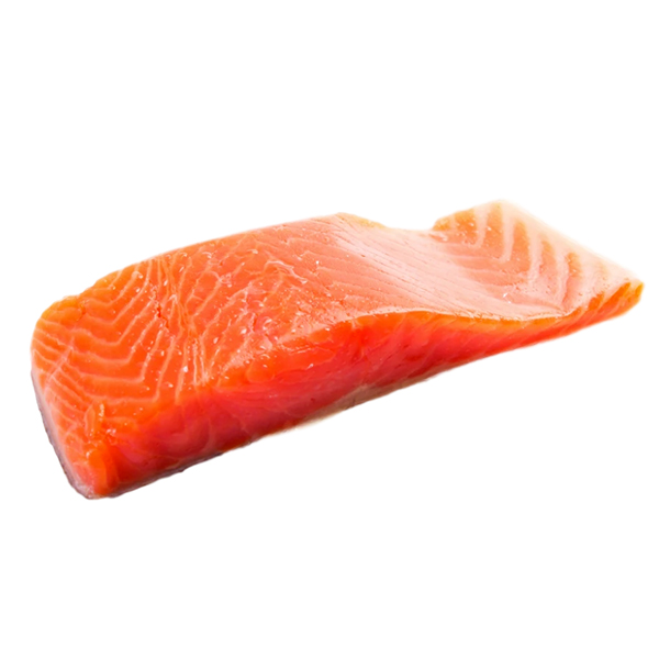 SALMON PORTIONS SKINLESS 200G (5KG) 25 UNITS
