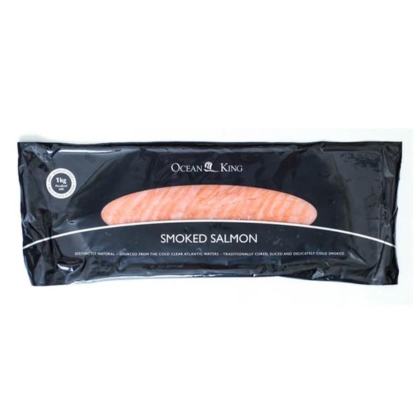 Ocean King Smoked Salmon - 1kg