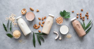 What's the difference between all the plant-based milks?