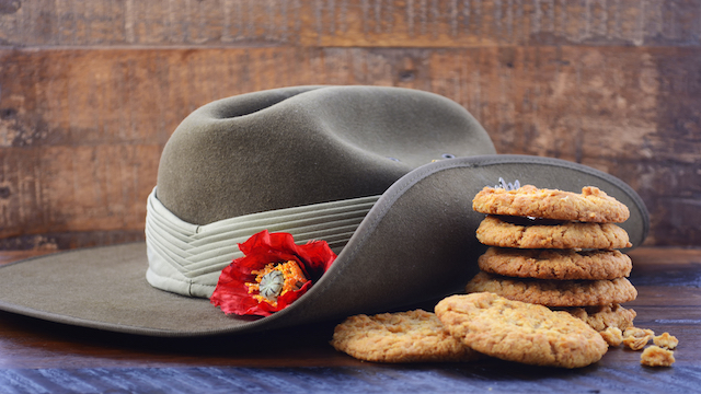 Anzac biscuits - the making of a legend