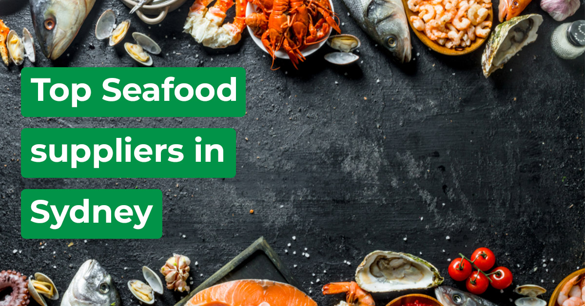 The top 4 seafood suppliers in Sydney