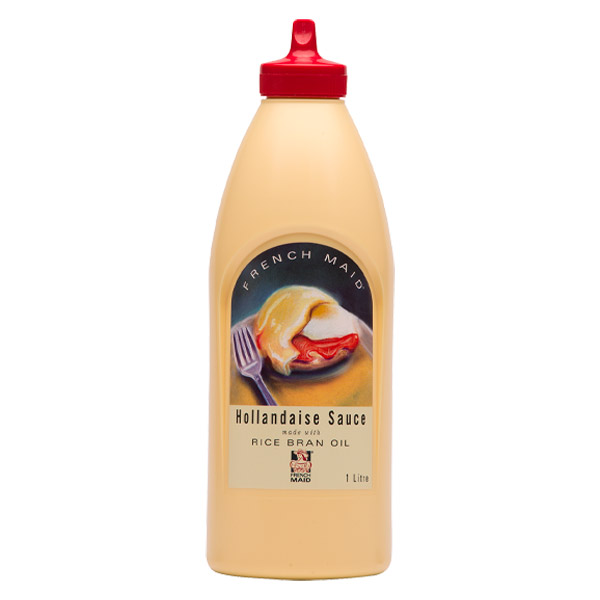 Hollandaise Sauce French Maid 1L