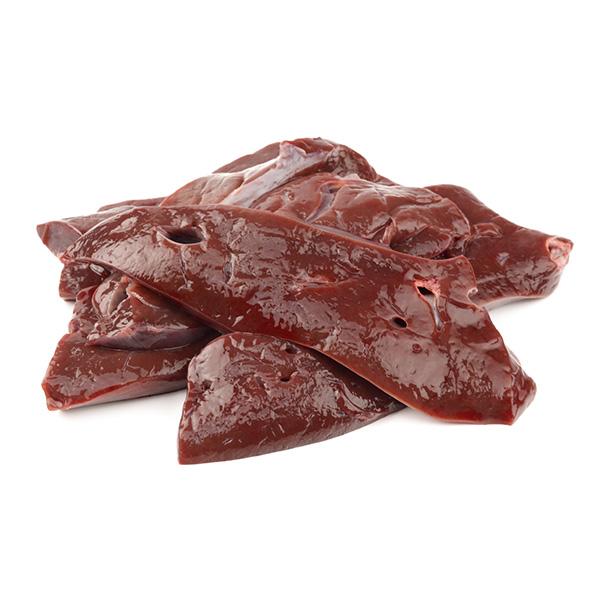 Calves Liver Sliced