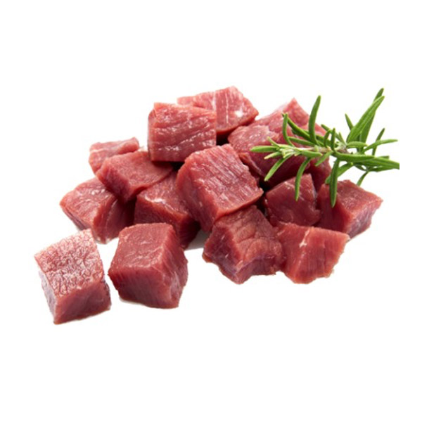 Diced Veal