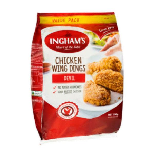 Inghams Devil Wings (5kg)