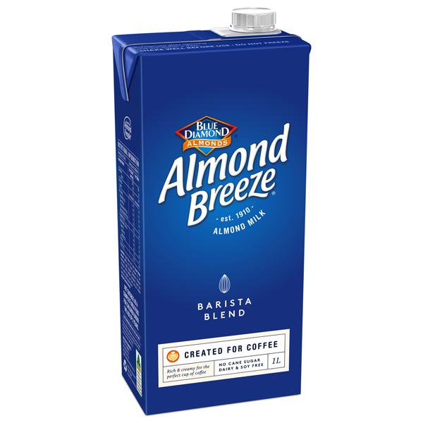 Almond Milk 8x1L (Almond Breeze)