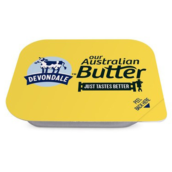 Butter Pc 200X7g (Devondale)