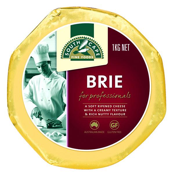 Cheese Brie R/W (South Cape) Kg