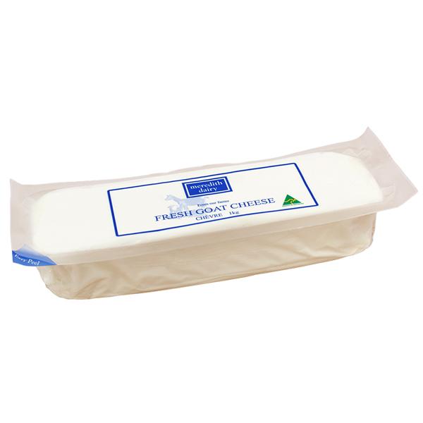 Cheese Goat Log 1kg (Meredith)