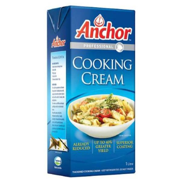 Cooking Cream 1L (Anchor)