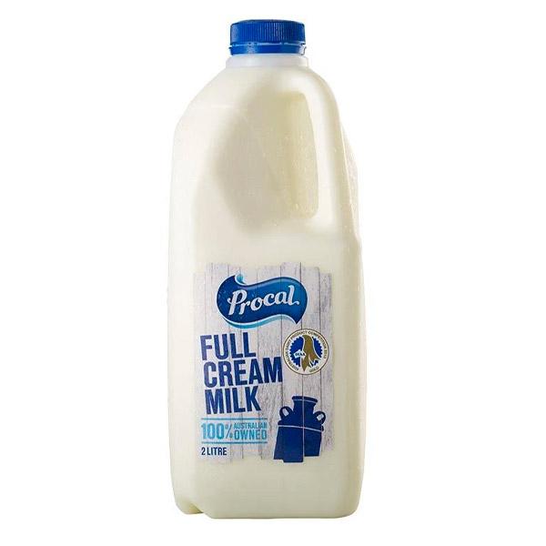 Milk Lite 6x2L (Procal)