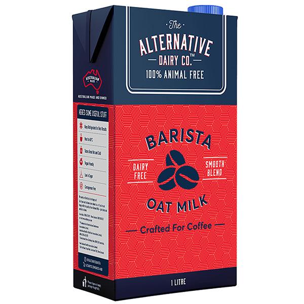 Oat Milk 12x1L (Adc Barista)